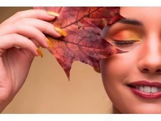 Домашний уход за кожей осенью