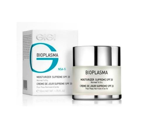 Bioplasma Moisturizer Supreme SPF 20