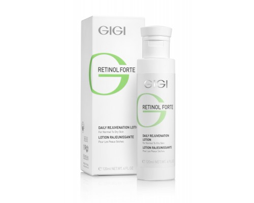 Retinol Forte Daily Rejuvenation Lotion For Dry Skin
