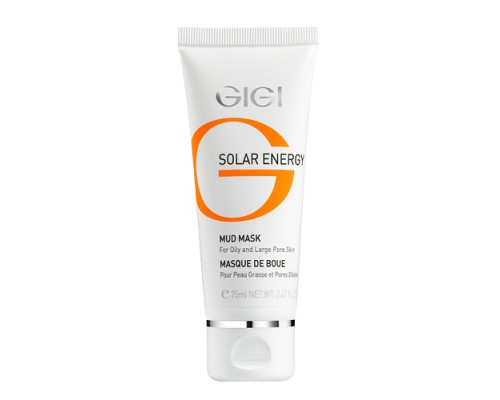 Solar Energy Mud Mask