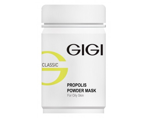 Propolis Powder Mask
